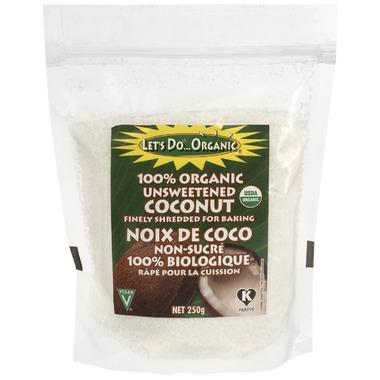 Let's Do...Organic - Coconut, Flakes, Organic