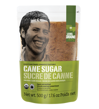 Level Ground - Sugar, Natural Whole Cane, Organic