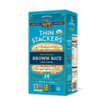 Lundberg - Thin Stackers, Brown Rice, Lightly Salted