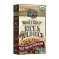 Lundberg - WG Rice & Seasoning Mix, Rice & Wild Rice, Wild Porcini Mushroom, Organic