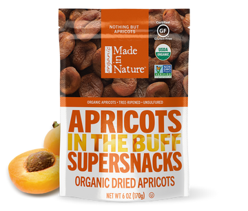 Made In Nature - Apricots, Turkish, Organic