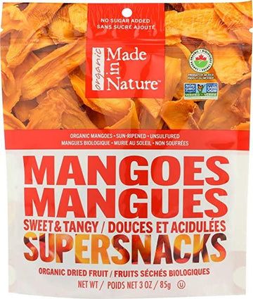 Made In Nature - Mango Pieces, Organic