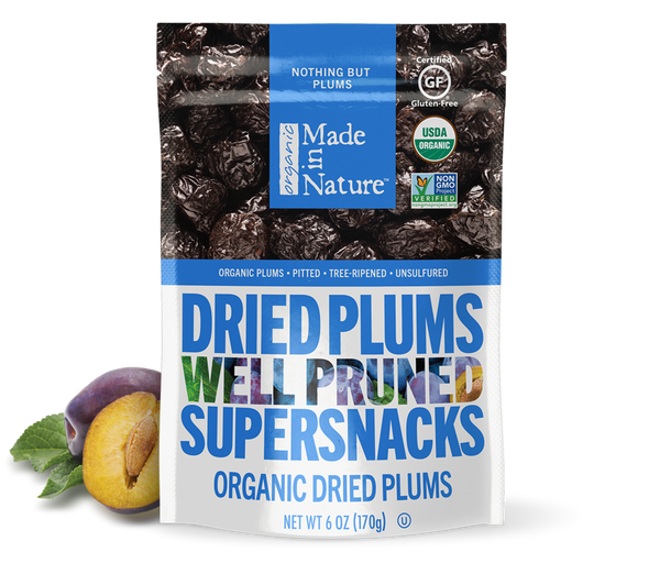 Made In Nature - Plums, Organic