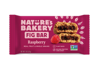 Nature's Bakery - Whole Wheat Raspberry Fig Bars