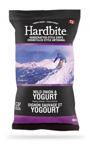 Hardbite - Chips - Onion & Yogurt