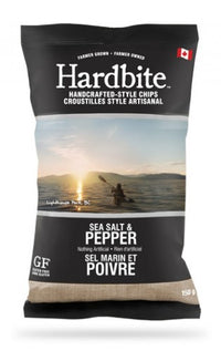 Hardbite - Chips - Salt & Pepper