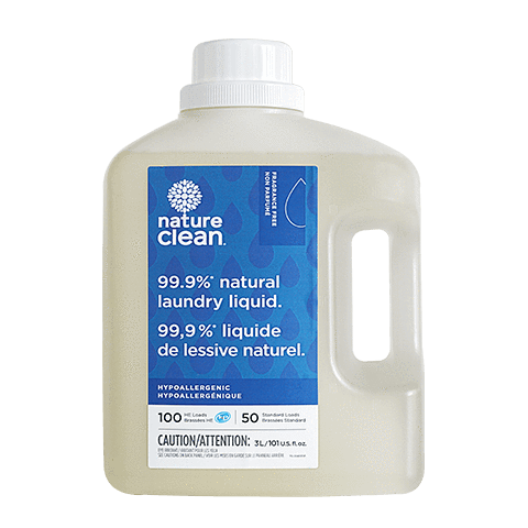 Nature Clean - Laundry Liquid, Fragrance Free