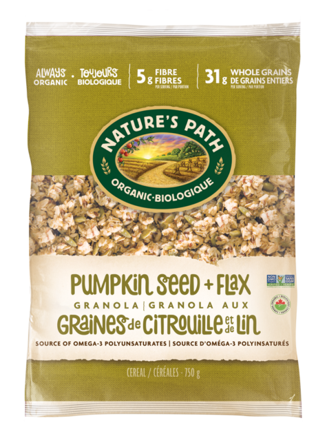 Nature's Path - Granola - EcoPac - Pumpkin Flax