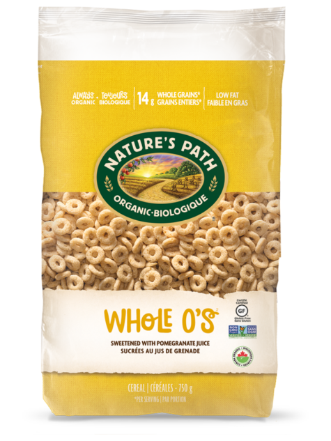 Nature's Path - Cereal - EcoPac, Whole O's