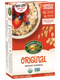 Nature's Path - Oatmeal - Original (pouches)