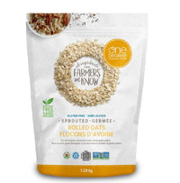 One Degree - Gluten-Free Sprouted Rolled Oats - Large