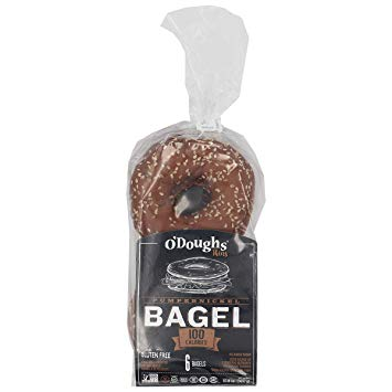 O'Doughs - Bagel Thins, Pumpernickel