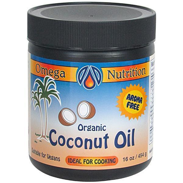 Omega Nutrition - Coconut Oil