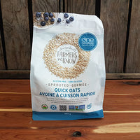 One Degree - Gluten-Free Sprouted Quick Rolled Oats