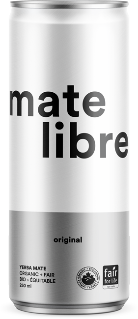 Mate Libre - Yerba Mate, Energy Infusion, Original