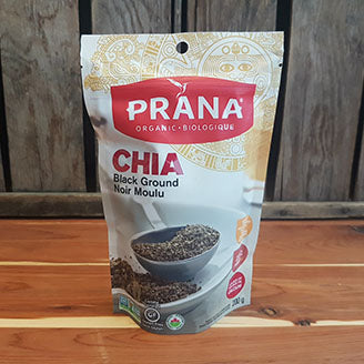 Prana - Chia Seeds - Ground Black
