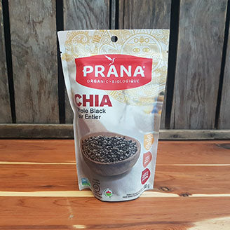 Prana - Chia Seeds, Whole Black