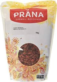 Prana - Goji Berries (resealable bag)