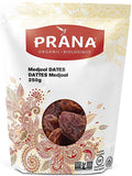 Prana - Medjool Dates (resealable bag)