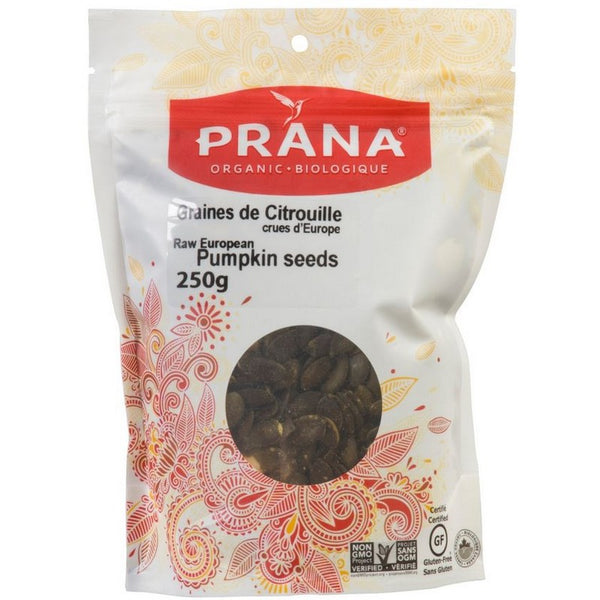 Prana - Pumpkin Seeds, Raw