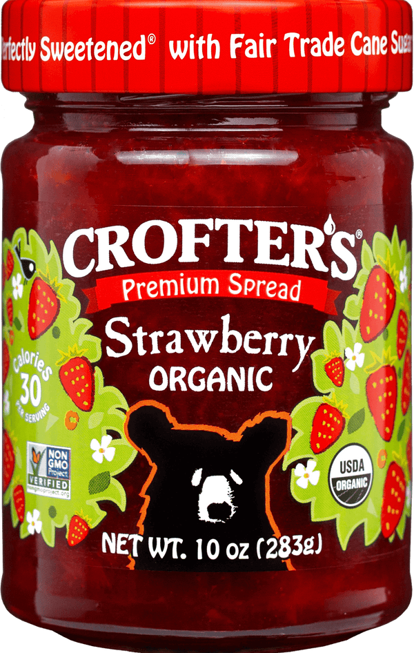 Crofter's - Premium Strawberry Spread