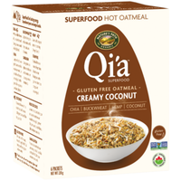 Qi'a (Nature's Path) - Qi'a Superfood, Gluten Free Oats, Creamy Coconut, Organic