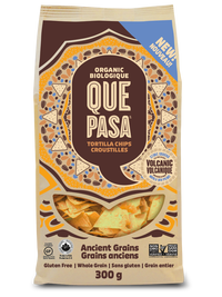 Que Pasa - Stone Ground, Ancient Grain