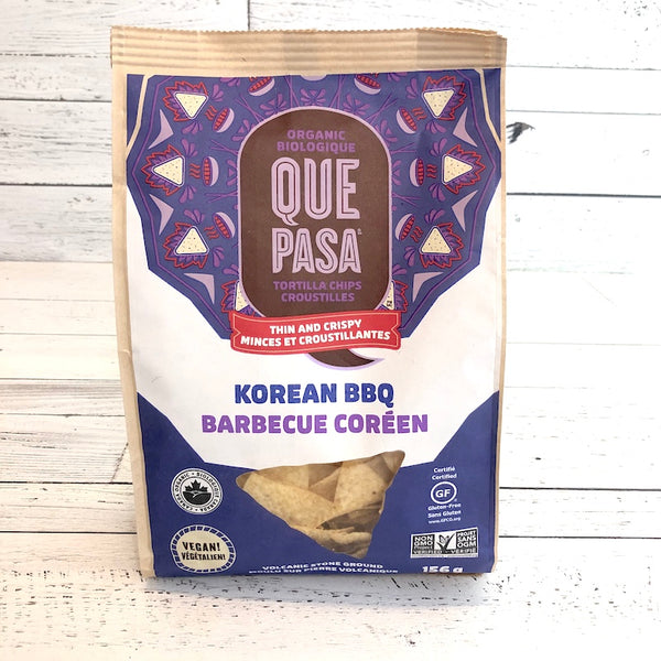Que Pasa - Tortilla Chips - Korean BBQ