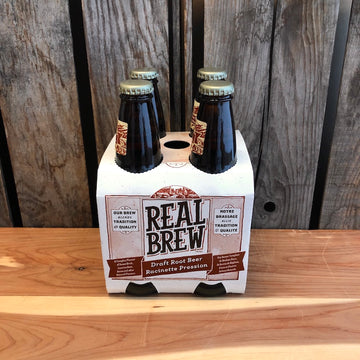 Real Brew - Draft Root Beer