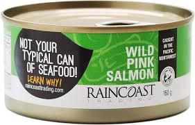 Raincoast - Salmon, Pink, Traditional
