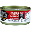 Raincoast - Salmon, Sockeye, Traditional