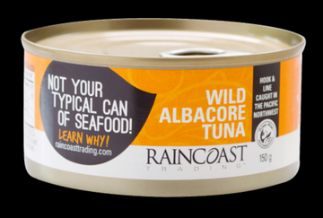 Raincoast - Tuna, Albacore, Traditional