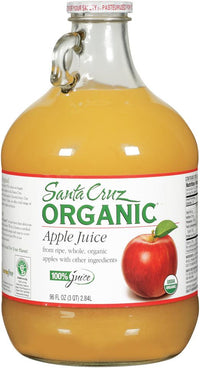 Santa Cruz Organic - Apple Juice, Organic