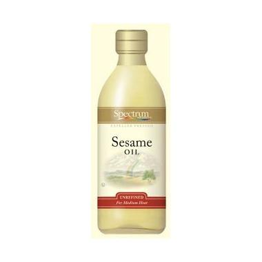 Spectrum - Sesame Oil, Unrefined