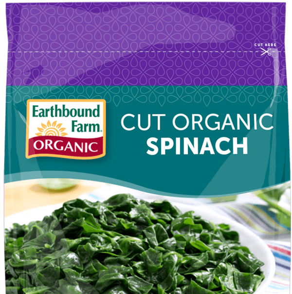 Earthbound Farm - Spinach, Cut