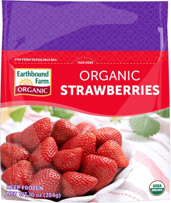 Earthbound Farm - Strawberries