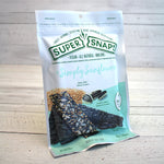 SuperSnaps - Seaweed Snacks, Simply Sunflower w/Sesame Seeds