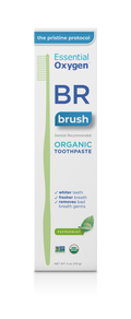 Essential Oxygen - Step 2 Organic Toothpaste Peppermint