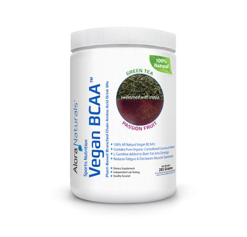 Alora Naturals - Vegan BCAA Green Tea/Passion Fruit