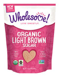 Wholesome Sweeteners - Light Brown Sugar