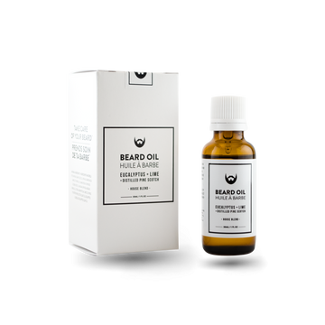 Always Bearded Lifestyle  - Beard Oil; Eucalyptus, Lime, Pine