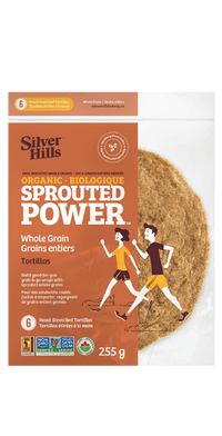 Silver Hills - Sprouted Power Tortillas, 50% Sprouted Grains, Whole Grain