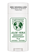 Earthwise/Eco-Wise  Naturals - Aloe Vera Deodorant Stick