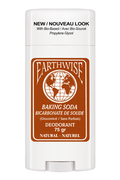 Earthwise/Eco-Wise  Naturals - BakingSoda Plus Deodorant-Unscented