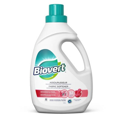 Biovert - Fabric Softener, Spring Fresh