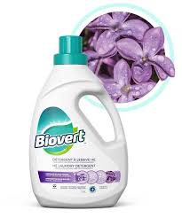 Biovert - Laundry Liquid, 2X Concentrated, Morning Dew, HE