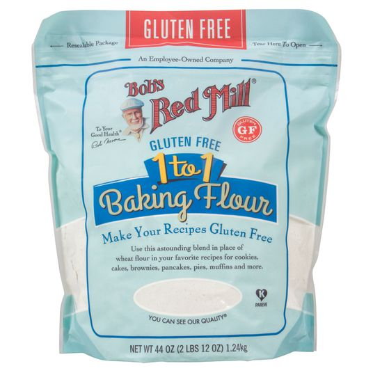Bob's Red Mill - GF Baking Flour, 1-To-1, Large