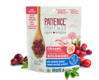 Patience Fruit & Co. - Cranberries, No Sugar Added