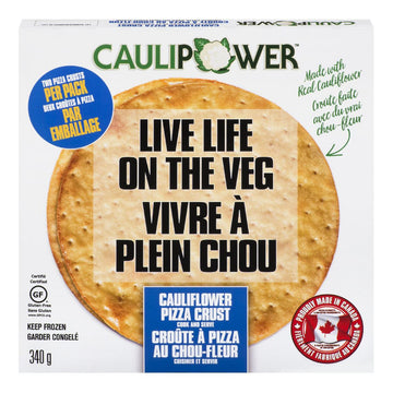 Caulipower - Cauliflower Pizza Crusts (2/pkg)