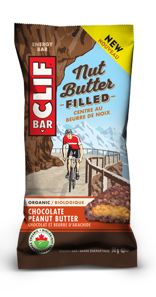 Clif - Bar - Nut Butter Filled - Chocolate Peanut Butter